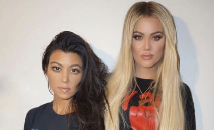 Khloe and Kourtney Kardashian Look Like Hot, Melted Plastic