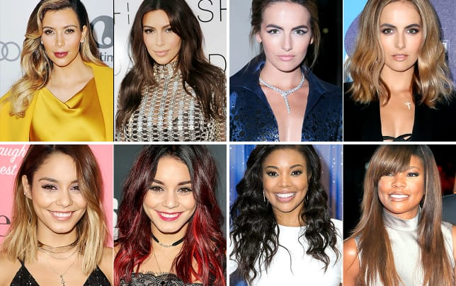 17 Celebrity Hair Changes Color Them Bad Or Color Them Good The