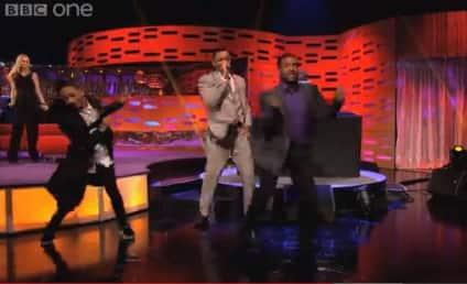 Fresh Prince Reunion: Staged on The Graham Norton Show! Amazing!