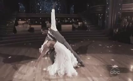 Jaleel White Jives on Dancing With the Stars