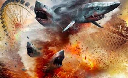 Sharknado Screenwriter Confirms: Sequel in the Works!