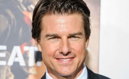 Tom Cruise Hasn't Seen Suri in a Year, Sources Claim