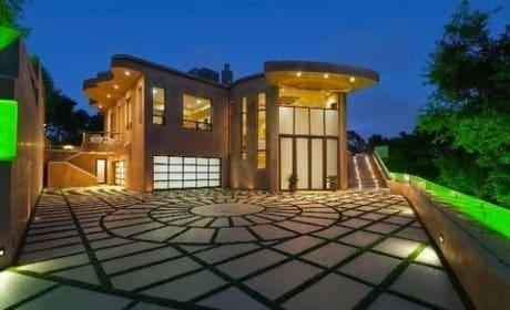 Rihanna New Mansion
