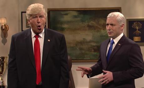 Saturday Night Live Parody