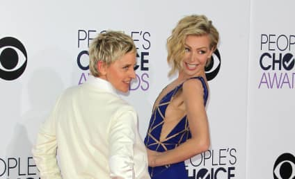 Ellen DeGeneres, Portia de Rossi Renew Vows to Save Marriage
