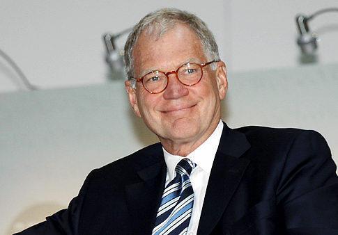 Dave Letterman Picture