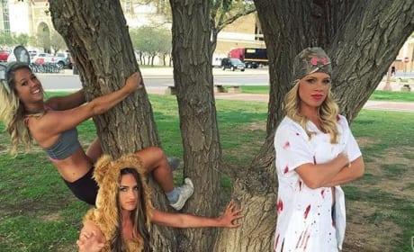 Kendall Jones Halloween Costume