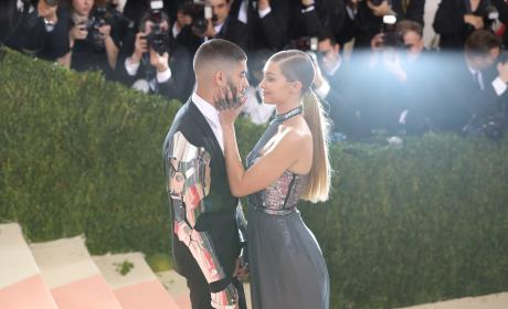 Gigi Hadid and Zayn Malik Pic