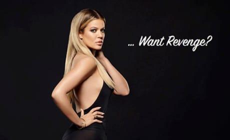 Khloe Kardashian Teases Revenge