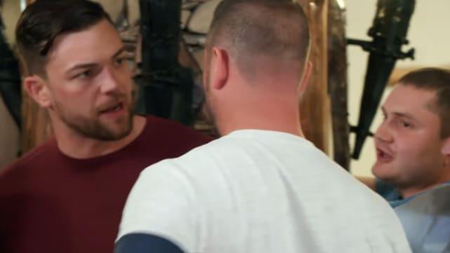 Andrei castravet vs elizabeths brother face to face