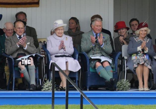 Prince Phillip, Kilt