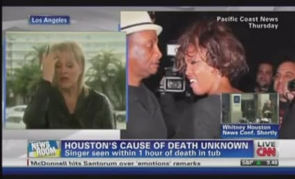 Nancy Grace Wonders: Was Whitney Houston Murdered?!?