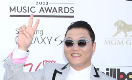 Psy at Billboard Music Awards