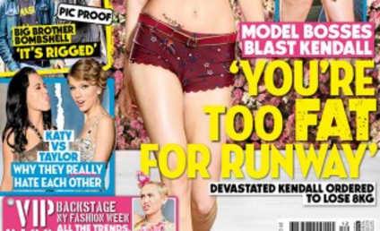 Kendall Jenner: Photoshopped, Fat Shamed on Australian Tabloid Cover