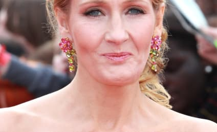 """J.K. Rowling to Pen """"Very Different"""" New Book"""