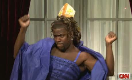 Kevin Hart in Drag