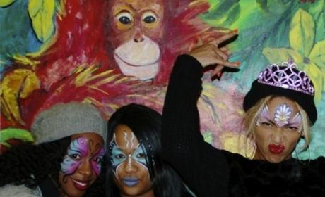 Beyonce Looks Fierce