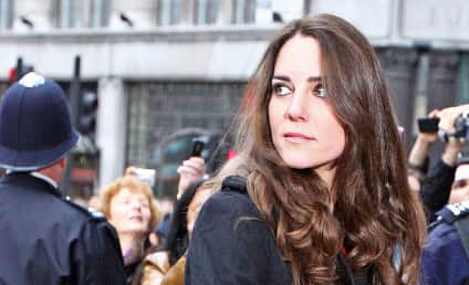 """Kate Middleton: """"Embarrassed"""" by Unflattering Birthday Pics???"""