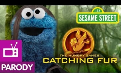 Sesame Street Presents: The Hungry Games!