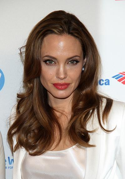 Angelina Jolie in NYC