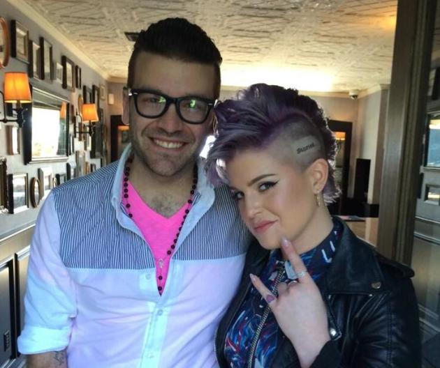 Kelly Osbourne Stories Tattoo