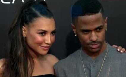Naya Rivera Accuses Big Sean of Rolex Theft