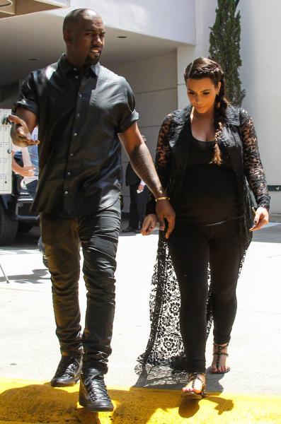 Kanye Kardashian