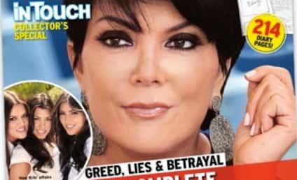 The Komplete Kardashian Diaries: On Sale Now!