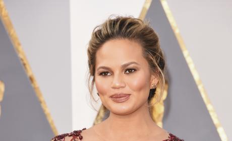 Chrissy Teigen: 88th Annual Academy Awards
