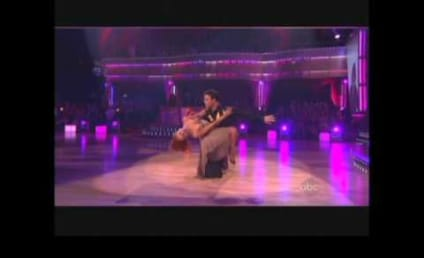 Dancing with the Stars Eliminates Two Celebs, Pays Tribute to Patrick Swayze