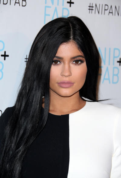 Kylie Jenner Looks Pissed