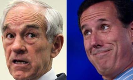 Nephew of Rick Santorum: Vote Ron Paul!