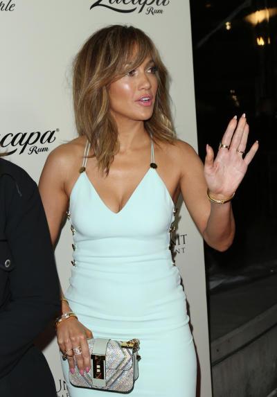 Jennifer Lopez: 'The Perfect Match' Premiere