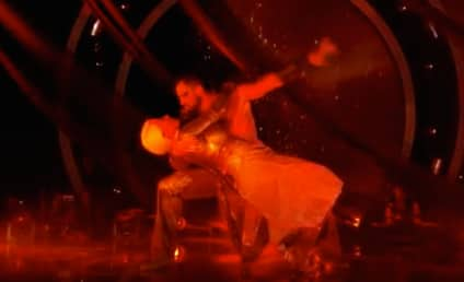 Amber Rose Makes Like Khaleesi on Dancing with the Stars: WATCH!