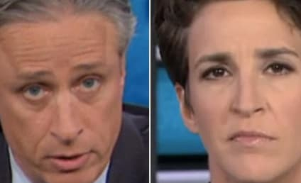 Jon Stewart: More Trusted Than MSNBC!