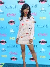 Kerry Washington at Teen Choice Awards