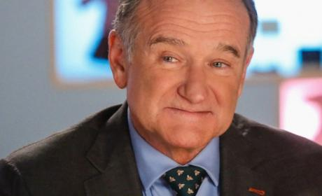 Robin Williams in The Crazy Ones