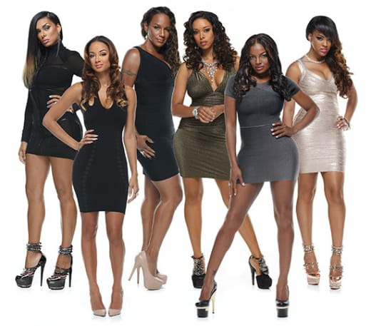 Four Basketball Wives L A Cast Members Fired The