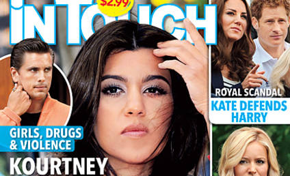 Kourtney Kardashian (Allegedly) Kicks Scott Out!!!