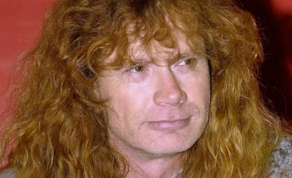 Dave Mustaine: Barack Obama Staged Aurora Shooting!