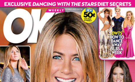 Jennifer Aniston: Pregnant at 40!