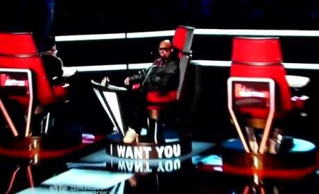 Chris Mann: The Voice Audition