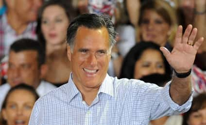 Romney Approval Rating: 47% and Holding!