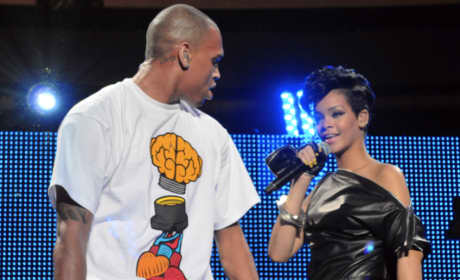 Should Rihanna and Chris Brown get back together?