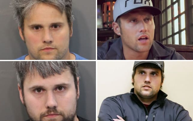 Ryan edwards mug shot new