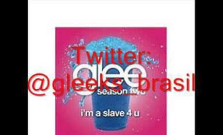 Glee Does Brit