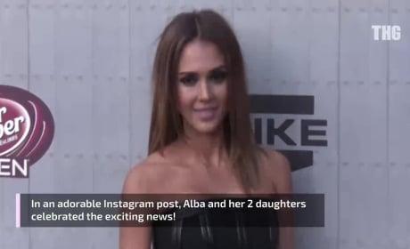 Jessica Alba: Pregnant Again!