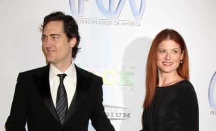 Debra Messing and Daniel Zelman: It's Over