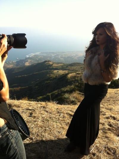 Demi Lovato Twit Picture