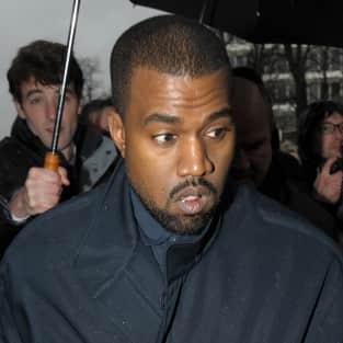 Kanye West Confused Photo